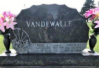 STOLTENBERG VANDEWALLE, JOYCE LAVONNE - Muscatine County, Iowa | JOYCE LAVONNE STOLTENBERG VANDEWALLE
