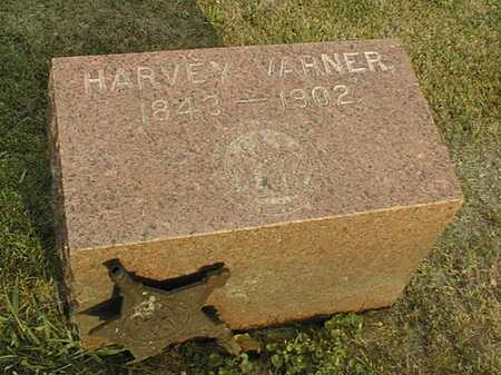 VARNER, HARVEY - Muscatine County, Iowa   HARVEY VARNER