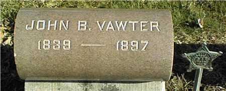 VAWTER, JOHN B. - Muscatine County, Iowa | JOHN B. VAWTER