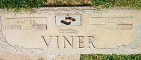 VINER, WALTER - Muscatine County, Iowa | WALTER VINER