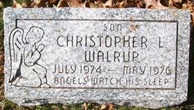 WALRUP, CHRISTOPHER LEE - Muscatine County, Iowa | CHRISTOPHER LEE WALRUP