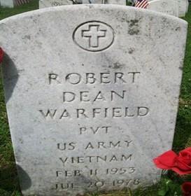 WARFIELD, ROBERT DEAN - Muscatine County, Iowa | ROBERT DEAN WARFIELD