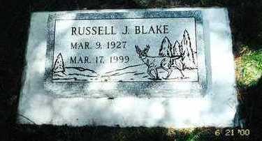 BLAKE, RUSSELL - O'Brien County, Iowa | RUSSELL BLAKE