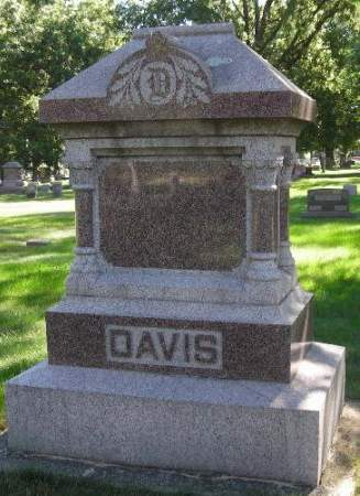 DAVIS, THOMAS E. - O'Brien County, Iowa | THOMAS E. DAVIS