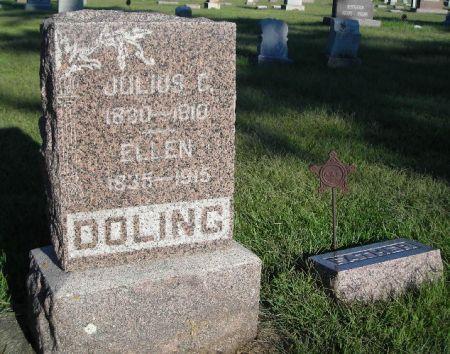 DOLING, JULIUS C. - O'Brien County, Iowa | JULIUS C. DOLING