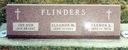 FLINDERS, ELEANOR MARIE - O'Brien County, Iowa | ELEANOR MARIE FLINDERS