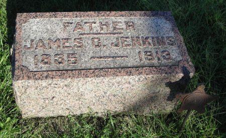 JENKINS, JAMES C. - O'Brien County, Iowa | JAMES C. JENKINS