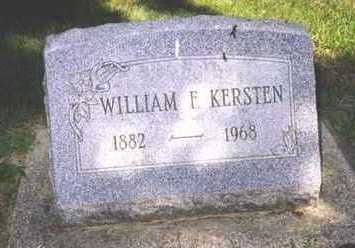 KERSTEN, WILLIAM - O'Brien County, Iowa | WILLIAM KERSTEN