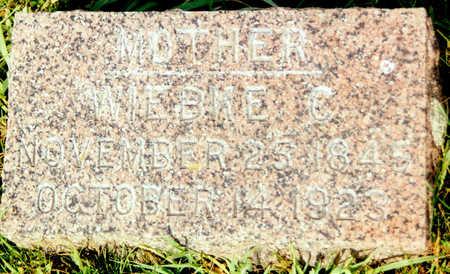 REHDER, WIEBKE C. - O'Brien County, Iowa | WIEBKE C. REHDER