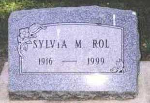 ROL, SYLVIA - O'Brien County, Iowa | SYLVIA ROL