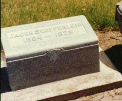 SEUFFERLEIN,  JOHANN JACOB - O'Brien County, Iowa |  JOHANN JACOB SEUFFERLEIN