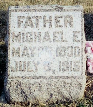 SWEENEY, MICHAEL E. - O'Brien County, Iowa | MICHAEL E. SWEENEY