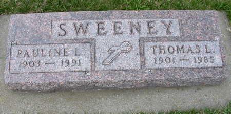 SWEENEY, PAULINE - O'Brien County, Iowa | PAULINE SWEENEY