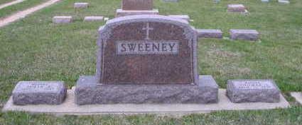 SWEENEY, THOMAS AND JULIA FAMILY STONE - O'Brien County, Iowa | THOMAS AND JULIA FAMILY STONE SWEENEY