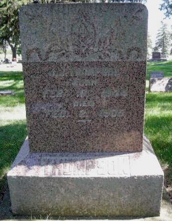 THOMPSON, JOHN J. - O'Brien County, Iowa | JOHN J. THOMPSON