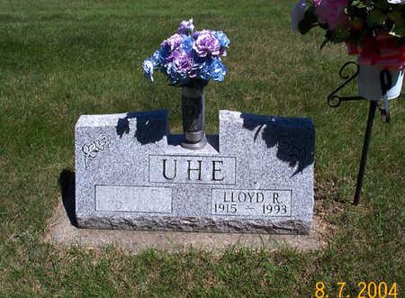 UHE, LLOYD - O'Brien County, Iowa   LLOYD UHE