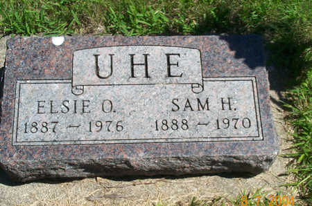 UHE, ELSIE - O'Brien County, Iowa | ELSIE UHE