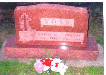 VOSS, HATTIE - O'Brien County, Iowa | HATTIE VOSS