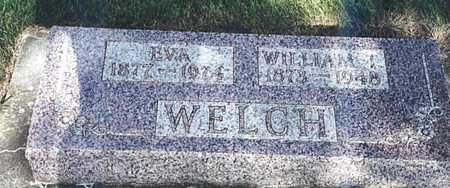WELCH, WILLIAM T. - O'Brien County, Iowa | WILLIAM T. WELCH