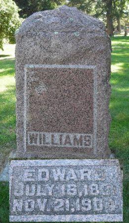 WILLIAMS, EDWARD D. - O'Brien County, Iowa | EDWARD D. WILLIAMS