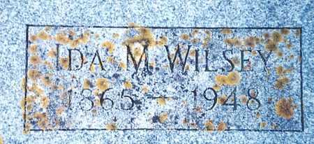 POWELL WILSEY, IDA MAY - O'Brien County, Iowa | IDA MAY POWELL WILSEY