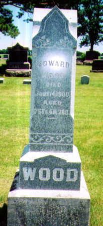 WOOD, EDWARD D. - O'Brien County, Iowa | EDWARD D. WOOD