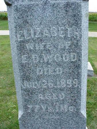 SHIMER WOOD, ELIZABETH - O'Brien County, Iowa | ELIZABETH SHIMER WOOD