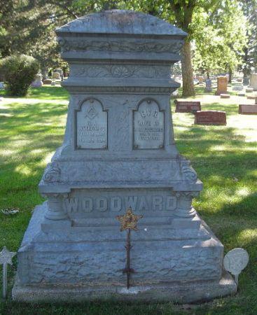 WOODWARD, RALPH A. - O'Brien County, Iowa | RALPH A. WOODWARD