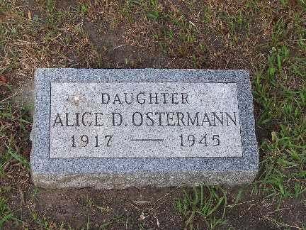ALICE, D - Osceola County, Iowa | D ALICE