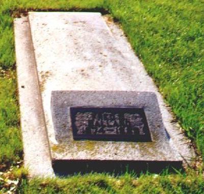 BALLARD, DR. FRED - Osceola County, Iowa   DR. FRED BALLARD
