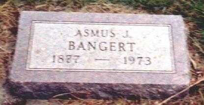 BANGERT, ASMUS - Osceola County, Iowa | ASMUS BANGERT