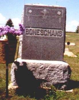 BONESCHANS, HENRY SR. - Osceola County, Iowa | HENRY SR. BONESCHANS