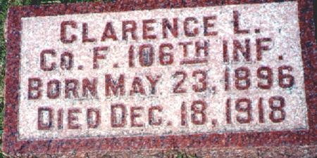 DE BOER, CLARENCE - Osceola County, Iowa | CLARENCE DE BOER