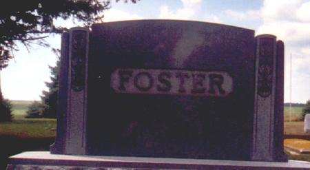 FOSTER, MARY - Osceola County, Iowa | MARY FOSTER