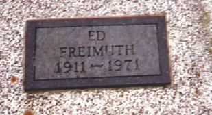 FREIMUTH, ED - Osceola County, Iowa | ED FREIMUTH
