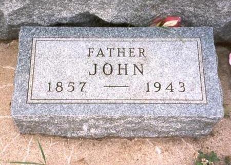 FRY, JOHN - Osceola County, Iowa | JOHN FRY