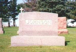 JOHNSON, BENJAMIN - Osceola County, Iowa | BENJAMIN JOHNSON