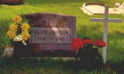 JOHNSON, RALPH - Osceola County, Iowa | RALPH JOHNSON