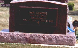 LAMFERS, BEN - Osceola County, Iowa | BEN LAMFERS