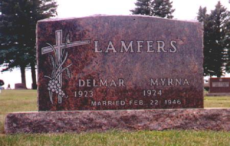 LAMFERS, DALE DEAN - Osceola County, Iowa | DALE DEAN LAMFERS