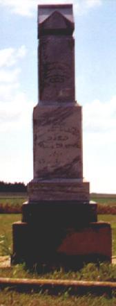 MEAD, JEROME B. - Osceola County, Iowa | JEROME B. MEAD