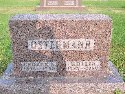 OSTERMANN, GEORGE A - Osceola County, Iowa | GEORGE A OSTERMANN