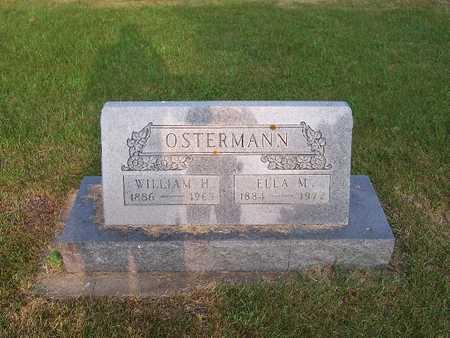 JAHN OSTERMANN, ELLA M - Osceola County, Iowa | ELLA M JAHN OSTERMANN