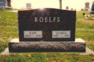 JOHNSON ROELFS, KATE - Osceola County, Iowa | KATE JOHNSON ROELFS
