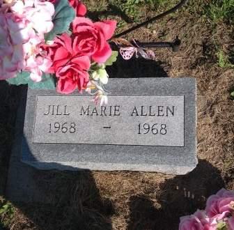 ALLEN, JILL MARIE - Page County, Iowa | JILL MARIE ALLEN