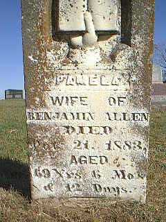 ALLEN, PAMELA - Page County, Iowa | PAMELA ALLEN