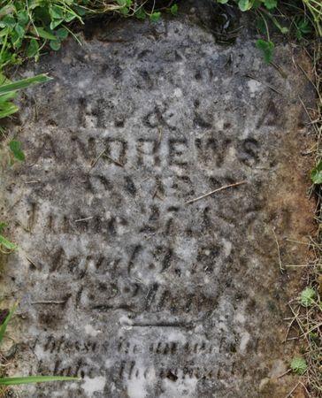 ANDREWS, BENJAMIN - Page County, Iowa   BENJAMIN ANDREWS