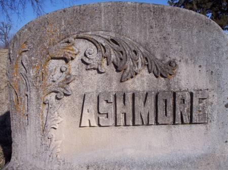 ASHMORE, FAMILY - Page County, Iowa | FAMILY ASHMORE