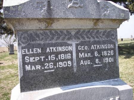 ATKINSON, GEO. - Page County, Iowa | GEO. ATKINSON