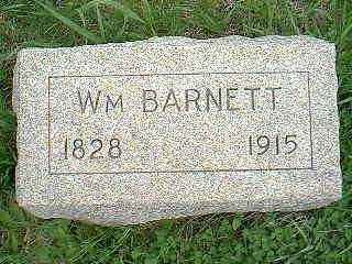 BARNETT, WM - Page County, Iowa | WM BARNETT